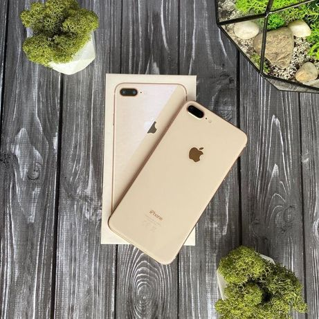 Айфон iPhone 8+ plus 128 Gold 64 256 Silver Space gray Red 7 8 X XR