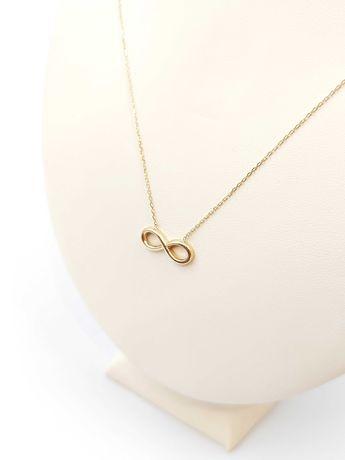 Złoty łańcuszek/celebrytka Pr. 585 Waga: 2,05 G Plus Lombard