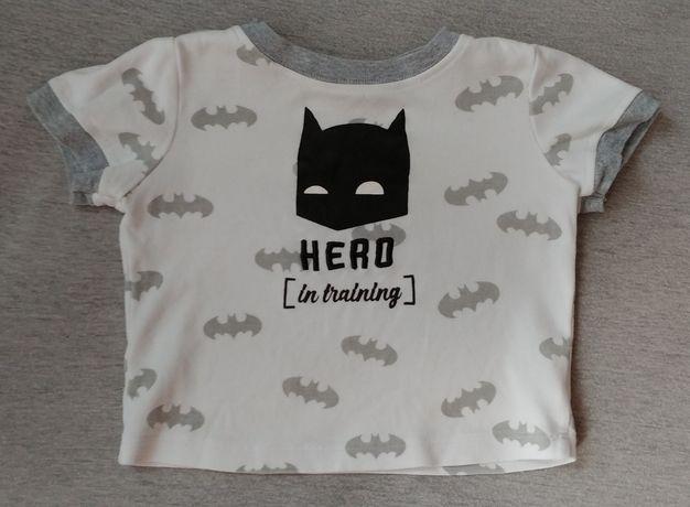 Koszulka, bluzka dla chłopca 5 szt. rozm 80-86, 12-18 miesięcy