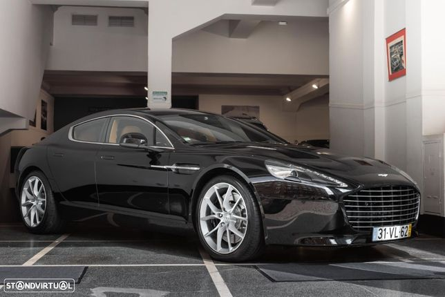 Aston Martin Rapide V12 Touchtronic III S
