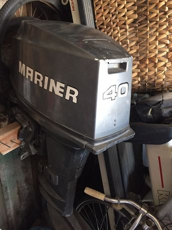 Silnik zaburtowy Mariner Japan 40KM dwusow