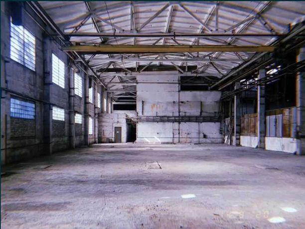 Производственное-складское помещения. ЦЕХ от 400м²