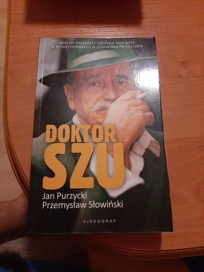 """Jan Purzycki """"Doktor Szu"""" Goleniów - image 1"""
