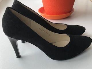 Туфли из натуральной замши Grand Style , размер 37