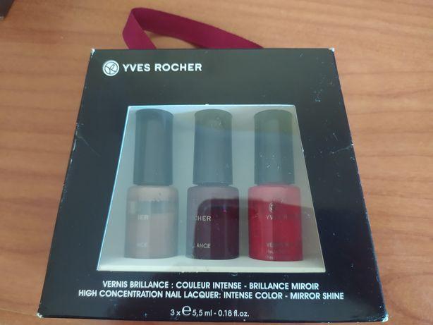 Vernizes 3x 5,5 ml - Yves Rocher