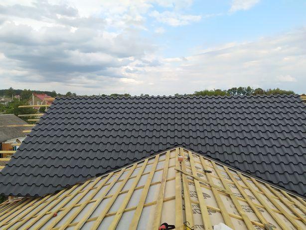 Перекриття дахів , дахи, новий дах, зварювання магазинів,доставка,