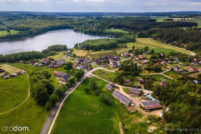 Blisko jeziora, działki budowlane i rekreacyjne