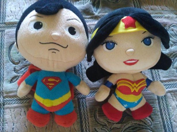 DC SUPER HEROES/Супермен/Дивожінка/Чудоженщина /Супермэн