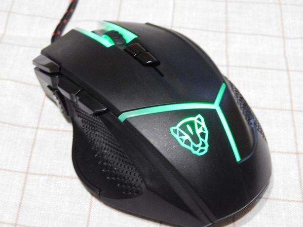 Игровая мышь Motospeed V18 Hero Leopard RGB