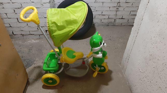 Rowerek dzieciecy- pchacz