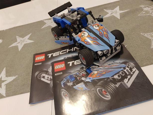 Lego Technics Hot Rod 42022