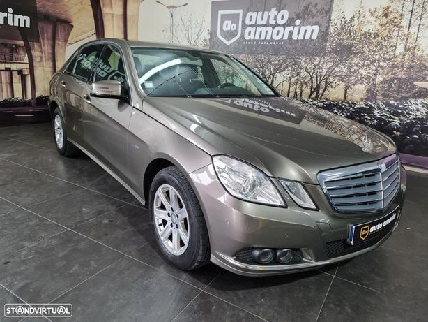 Mercedes-Benz E 220 CDI Elegance BlueEfficiency