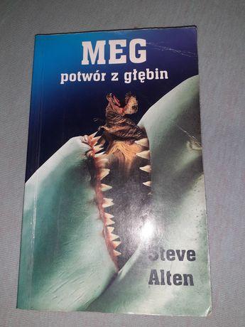 Meg potwór z głębin.  S. Alten