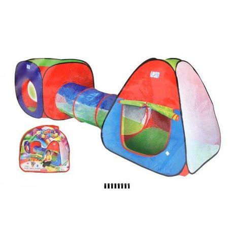 Детская палатка - тоннель. 2 палатки в 1 + тоннель А999-148 и другие