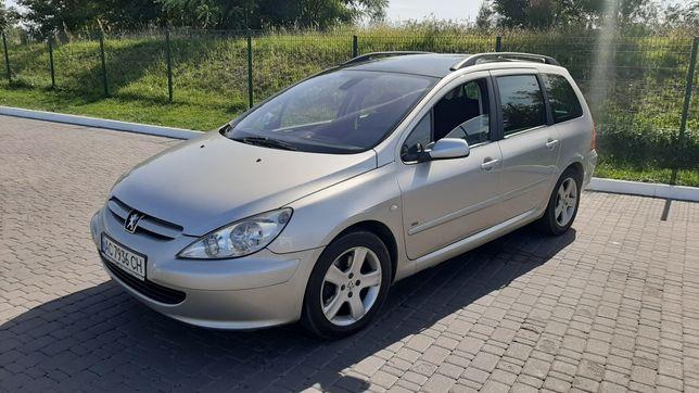 Peugeot 307 SW 2.0 HDI 6 кпп Panorama