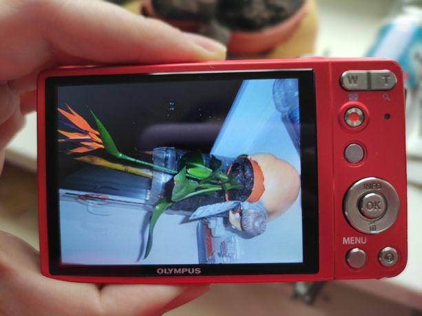 Фотоапарат Olympus X-990 + чохол! В ідеальному стані!!!