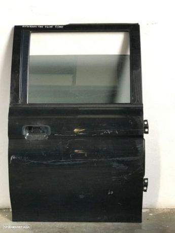 Porta Trás - DRT   Mitsubishi L200 de 02 a 05
