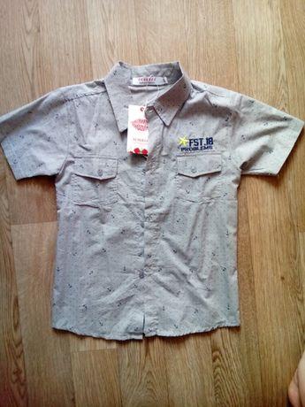 Детская рубашка н амальчика