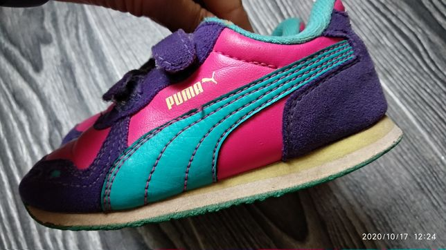 Кросовки puma ,для девочки