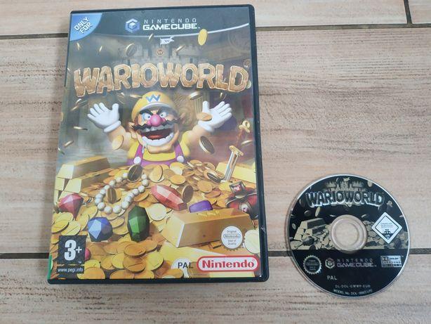 __ Warioworld ANG GameCube __
