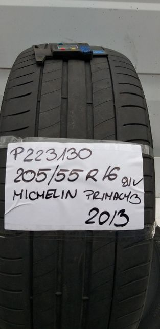 LP223130 PARA 205/55R16 91V Michelin Primacy3 2013r.
