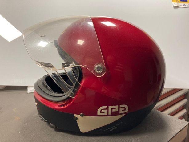 Capacete GPA G2 concept formula 1