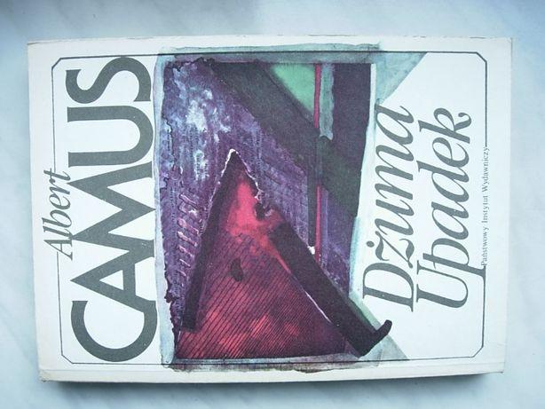 Albert Camus - Dżuma, Upadek