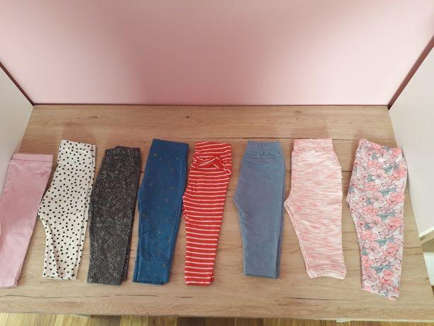 Spodnie 74(zara ,hm,cool club ,pepko)