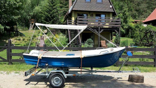 Łódka Alba 380 Transport Cała Polska Max wyposażenie Antila Mazury