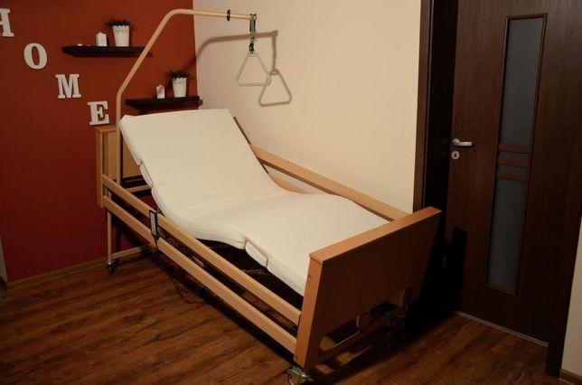 Łóżko Rehabilitacyjne Elektryczne-wynajem,Wypożyczalnia