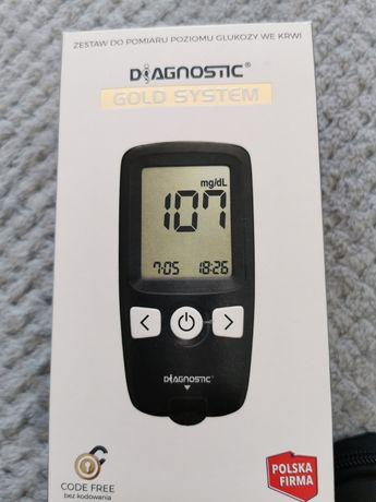 Glukometr diagnostic