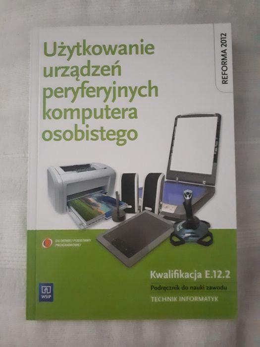 Użytkowanie urządzeń peryferyjnych E12 Informatyka Puławy - image 1
