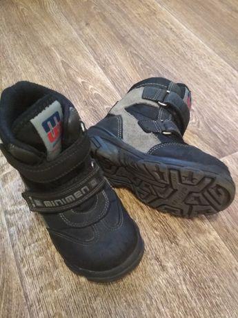 Зимние ботинки 24 minimen