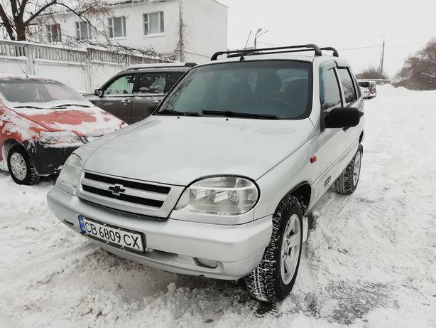 Нива Шевроле, Chevrolet Niva