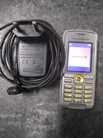 Telefon Sony Ericson K 310 i plus gratisy