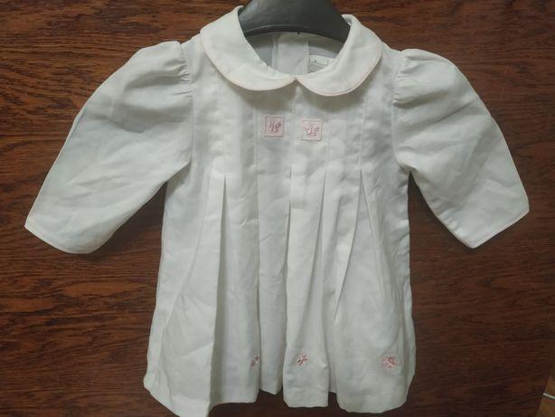 Платье, крестильная рубашечка.