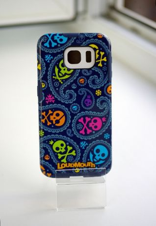 Чехол для Samsung Galaxy S6 / M-Edge LoudMouth Pirate