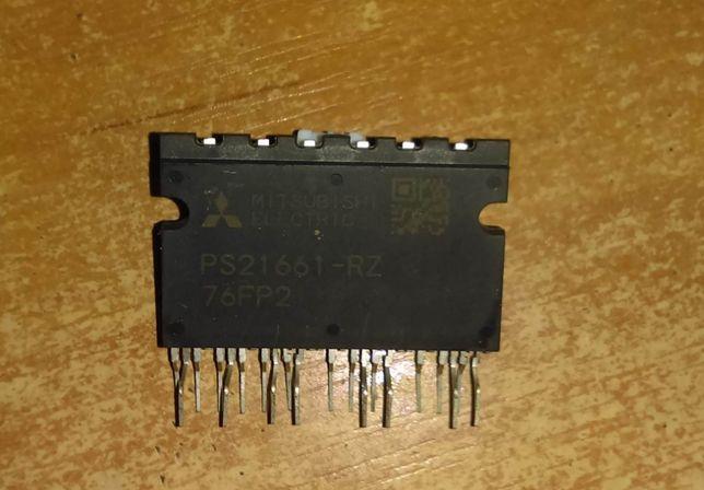 модуль, микросхема PS21661-RZ для вентилятора наружного блока и т. д.