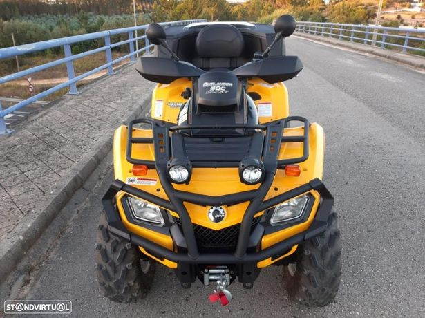 Bombardier CAN AM Outlander 500 Max XT