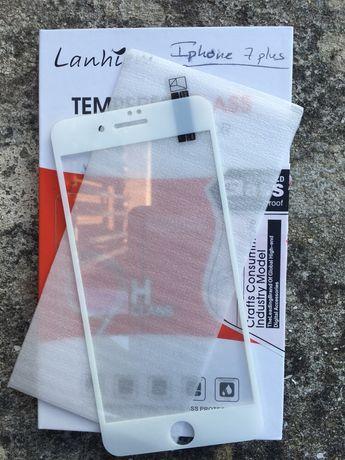 iPhone 7 Plus - Película de proteção em vidro