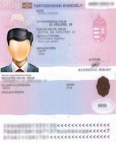 ВНЖ / ПМЖ В Словаччині як підприємець або Юр Фірма * Під Ключ *
