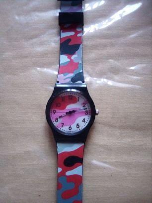 Relógio Camo