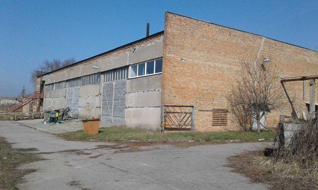 Продам промышленное здание