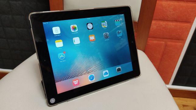 iPad 3° Geração 16 Wi-Fi e vários acessórios