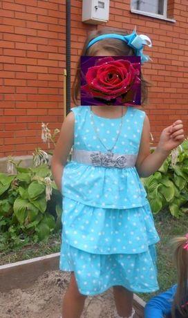 Нарядное платье на 1-2-3-4 года Nannette Carters Gymboree Next HM