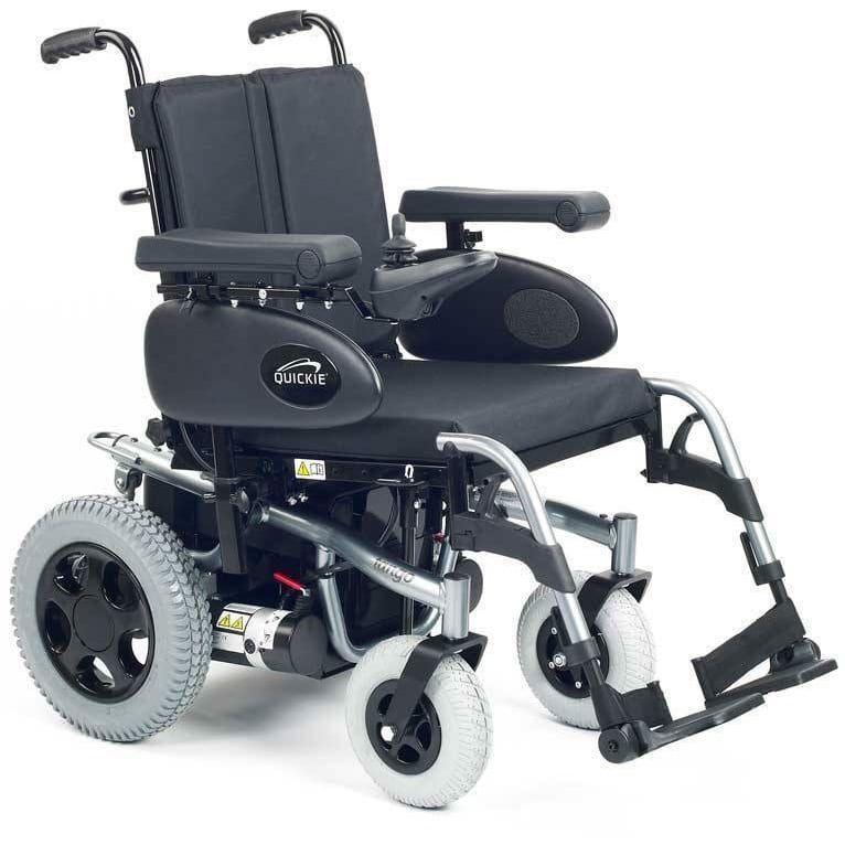 Cadeira de rodas elétrica Quickie Tango USADA