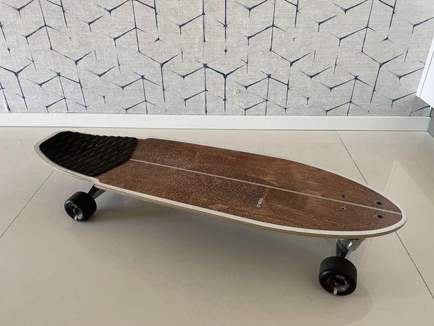Longboard Surfskate CARVE 540 BIRD - nova!