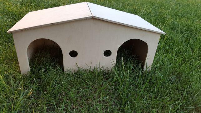 Domek dla świnki morskiej/królika/szczura/chomika