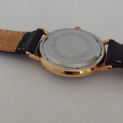 Часы Полет де люкс 29 камней. Масонская тематика. Новая позолота.