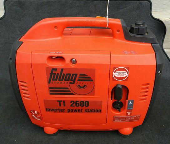 Бенз генератор FUBAG TI 2600  как новый / бензогенератор